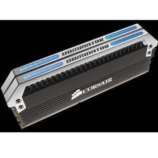 Corsair Dominator Platinum 16GB DDR4 2666Mhz Dual Ch. Official Lifetime Warranty.