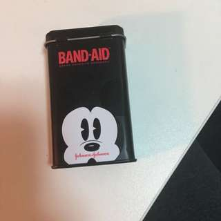 Mickey Mouse Band Aid Fountained