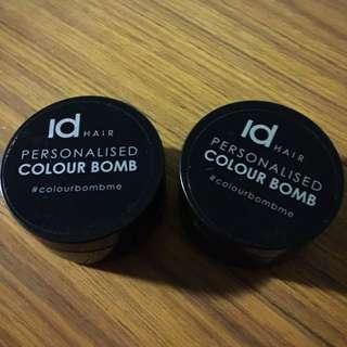 BURGUNDY COLOUR BOMB