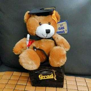 畢業熊仔 Graduate Bear