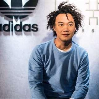 Adidas 陳奕迅聯名款 M號