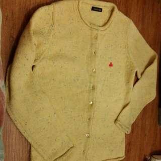 (降)專櫃質感針織厚實毛衣外套
