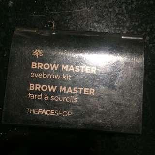 The Face Shop Brow Powder