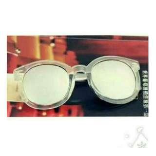 Retro Style Reflective Sunglasses[Instock]