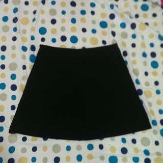 超美好穿搭褲裙 黑色
