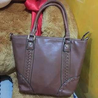 K-cross Shoulder Bag W/ Strap