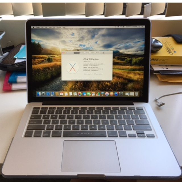 95% New MacBook Pro (Retina, 13-inch, Early 2015)