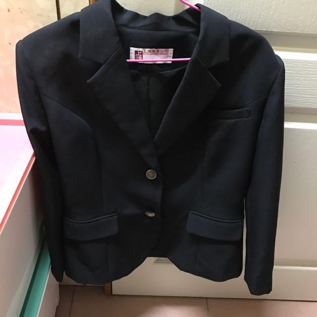 女生套裝外套