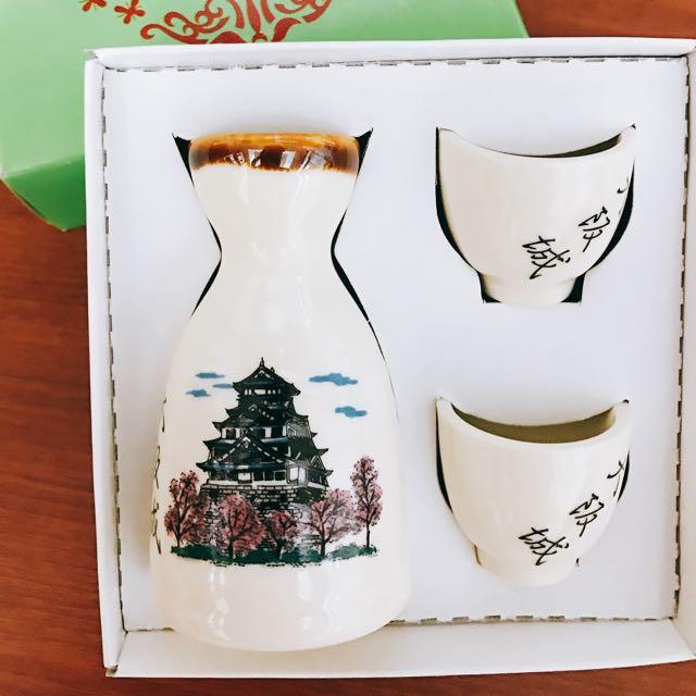 日本清酒杯
