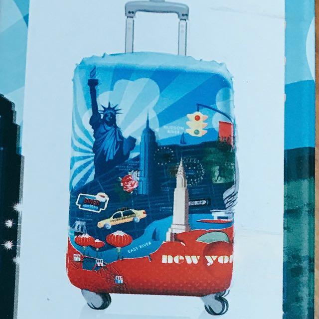 行李箱外套