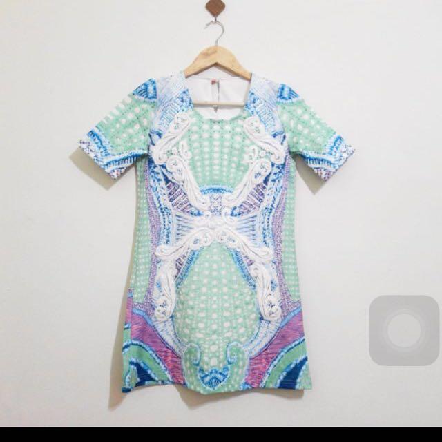 韓版宮廷洋裝