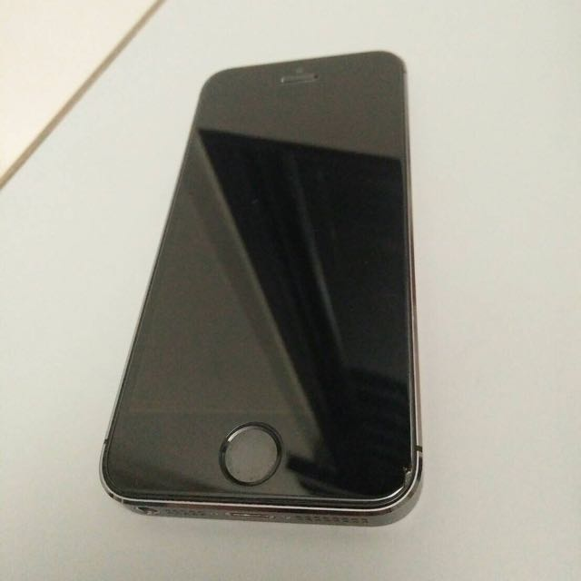 自售 蘋果🍎 iphone5s 16GB 太空灰 誠可議