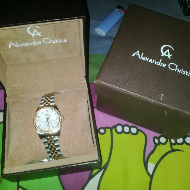 Alexander Christie Watches