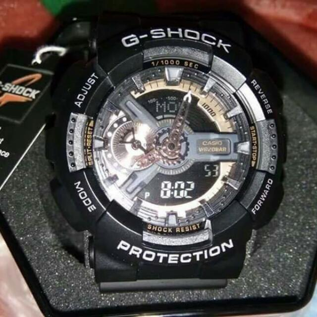 Authentic G-schock