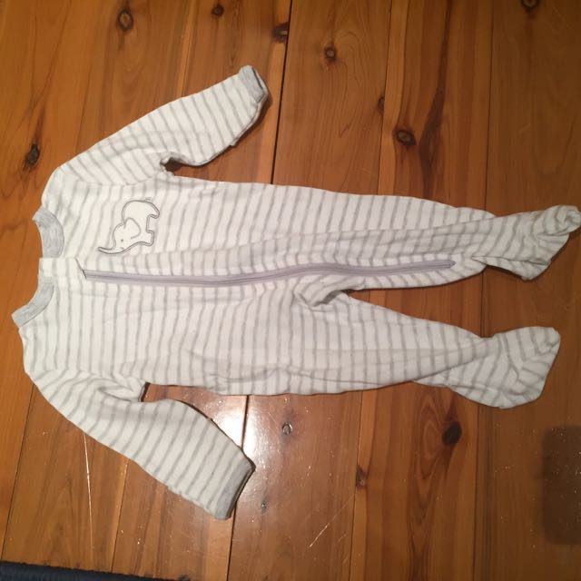 Baby pajamas & onesies 4 for $15
