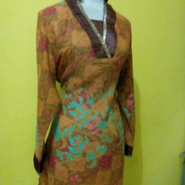 Batik List Payet  Size XXL