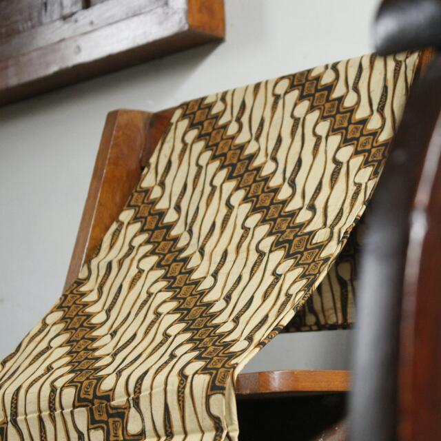 Batik Tulis Parang