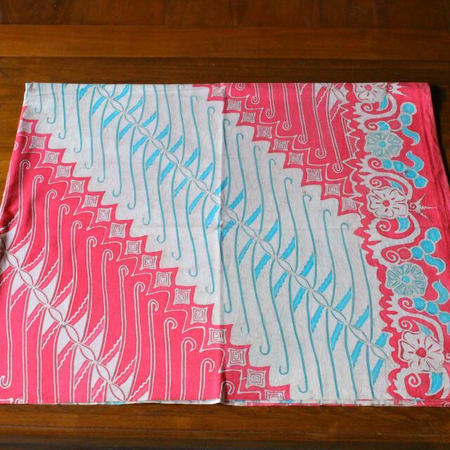 Batik Tulis Parang Godong