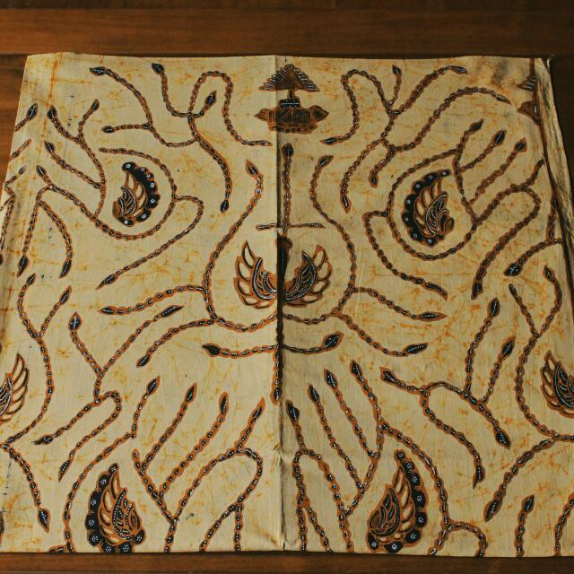 Batik Tulis Semin Rantai