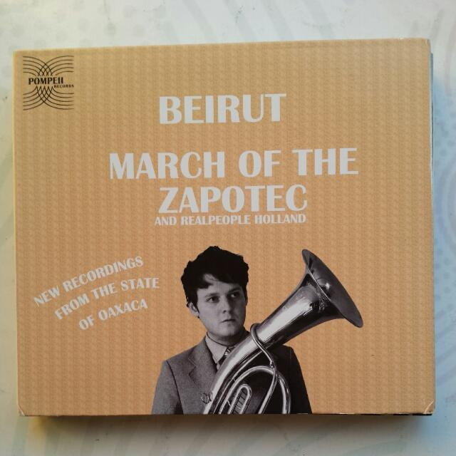 Beirut March Of The Zapotec & Realpeople Holland