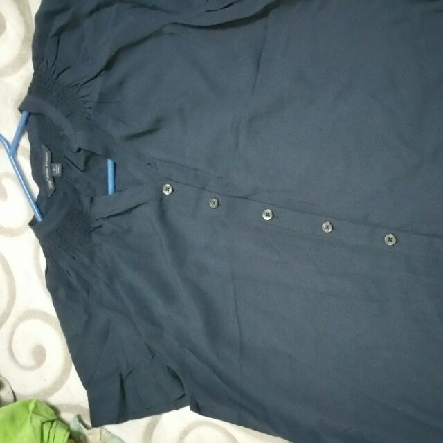 BNWOT BROOKS BROTHER SILK TOP size 6