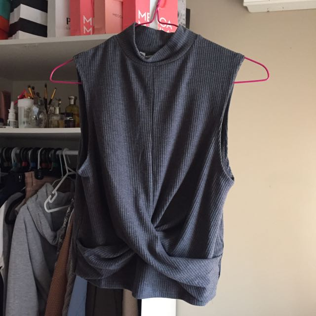 BNWT Supre High Necked Crop