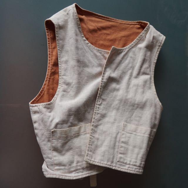 Bohemian Style Vest