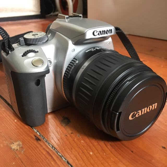 Canon EOS 400D Camera Twin Lens (Price Negotiable)