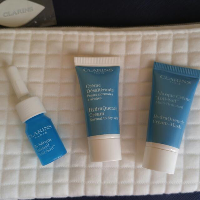 Clarins Hydra Mini Set