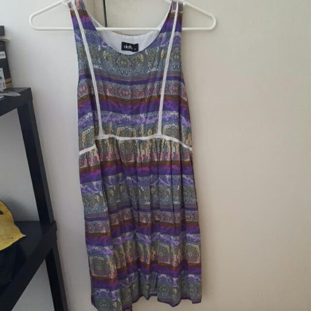 Dotti Size 12 Dress