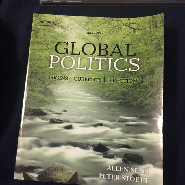 Global politics (fifth Edition)