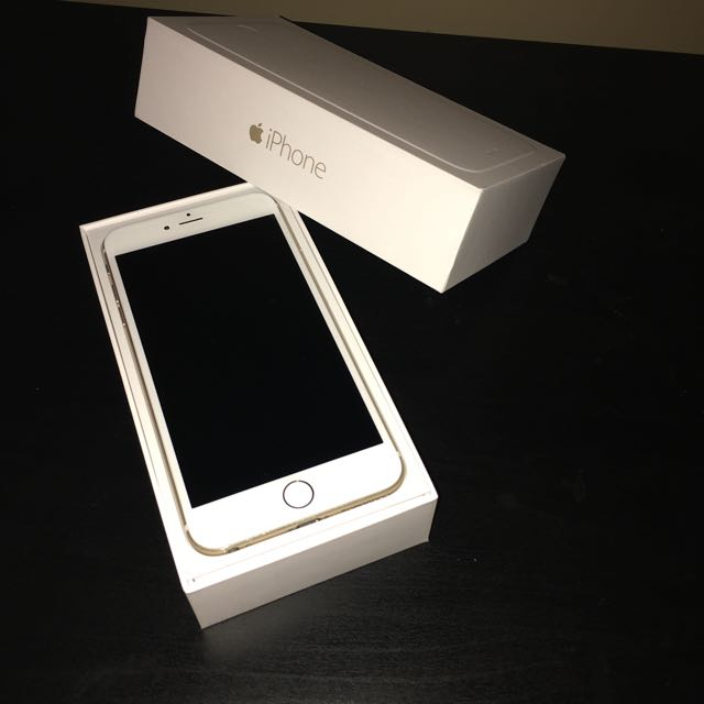 iPhone 6 Plus 16 GB GOLD UNLOCKED