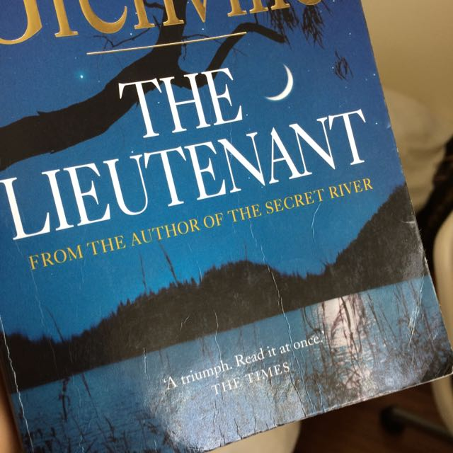 Kate Grenville's The Lieutenant