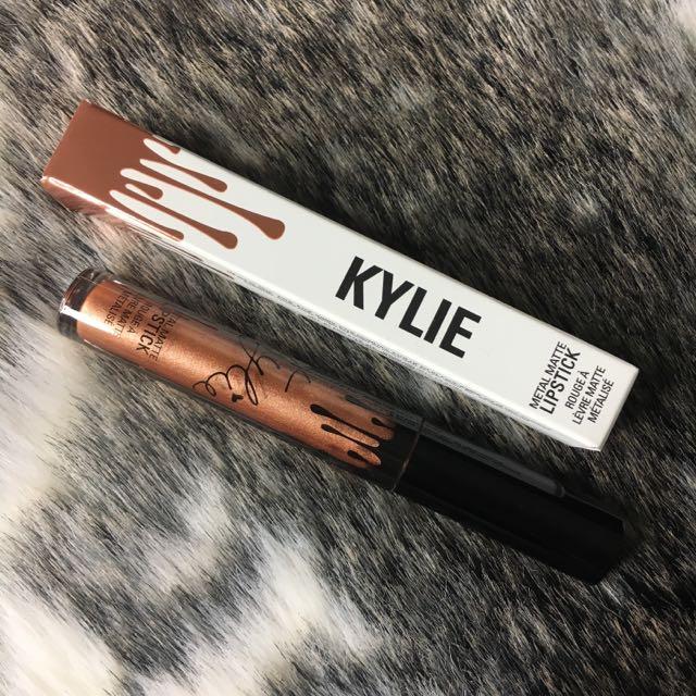 Kylie Lip Kit Metal - King K