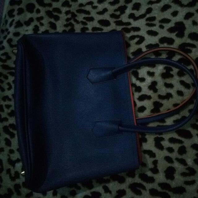 Repriced!!!Leather Bag