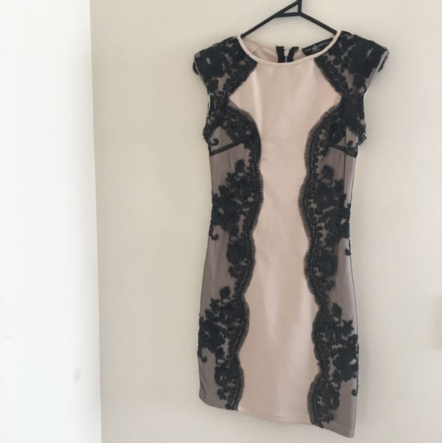 Little Mistress Size 8 Embellished Dress