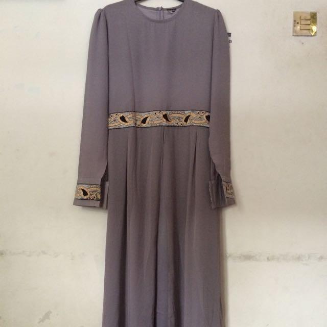 Maxi Dress By Moshaict