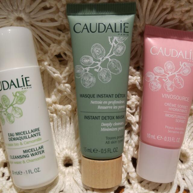 Mini Caudalie Set