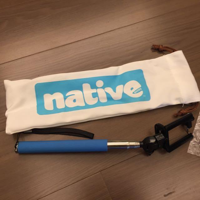 Native自拍棒
