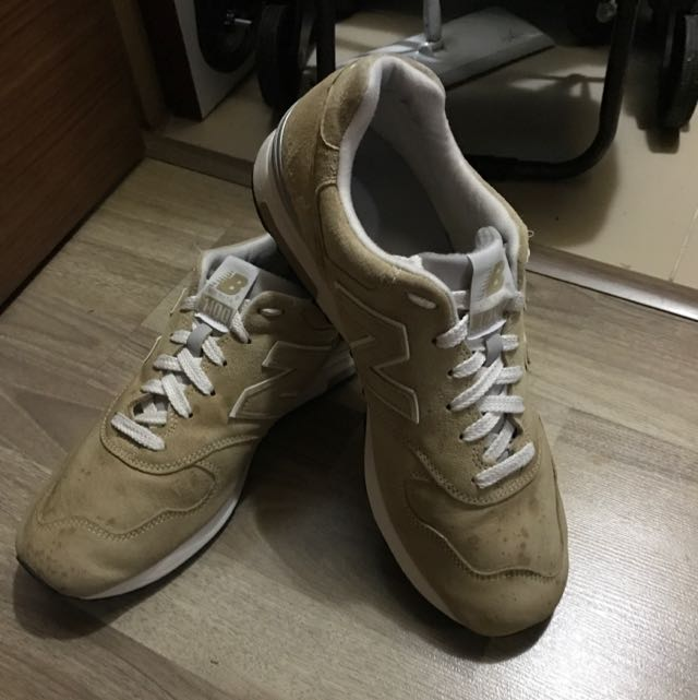 best service 64e7a 8dbe0 New Balance 1400 Beige Made In USA, Men's Fashion, Footwear ...