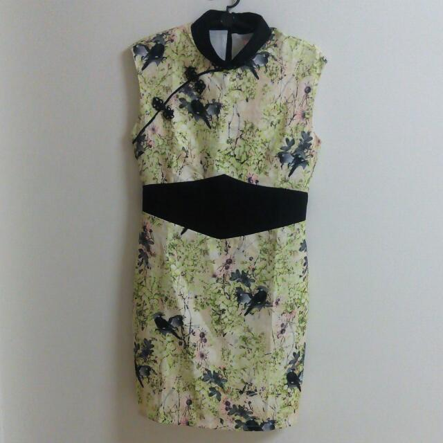 New Cheongsam Dress