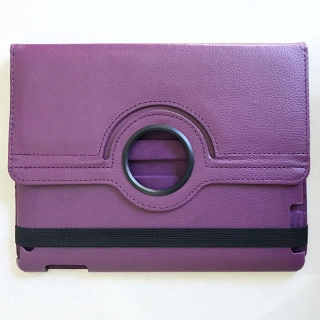 NEW iPad 3 Cover Case Purple