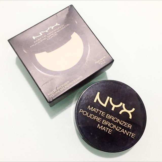 NYX Matte Bronzer in Medium