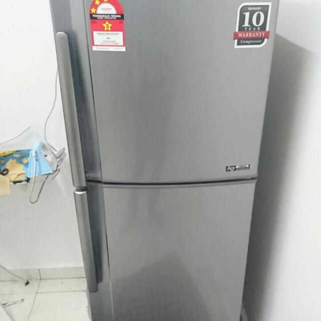 Peti Ais Sejuk Refrigerator