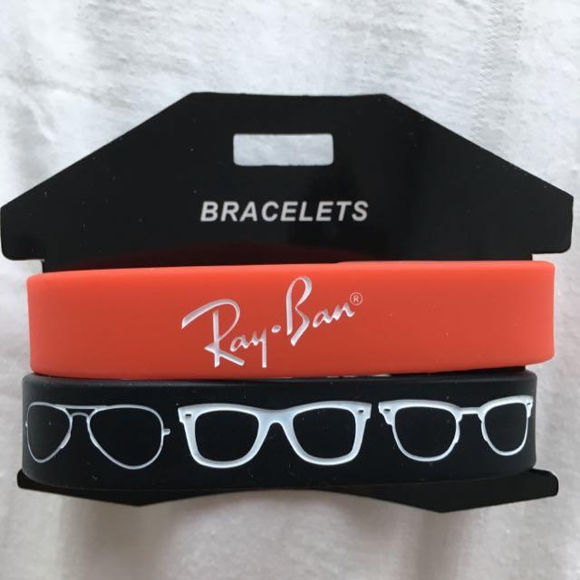 Ray.Ban Bracelets