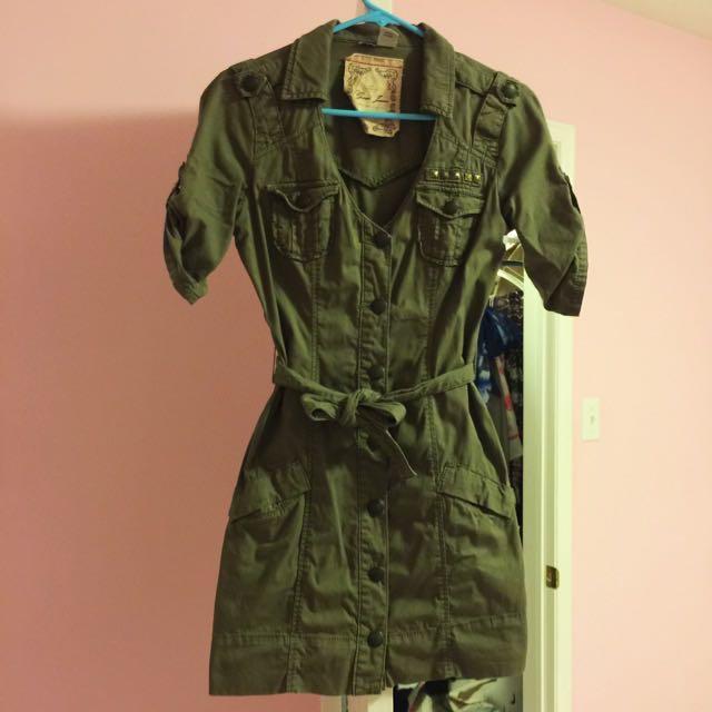 shirt -dress
