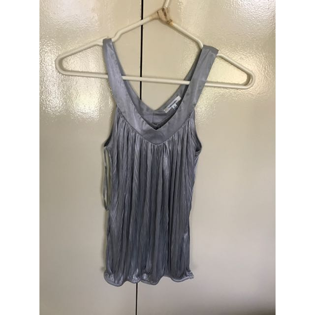 Silver Valley Girl Top
