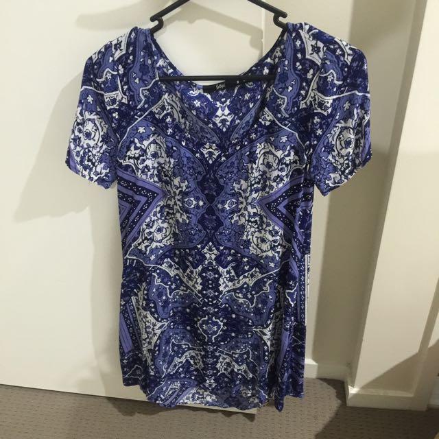 Sportsgirl Dress Size 8