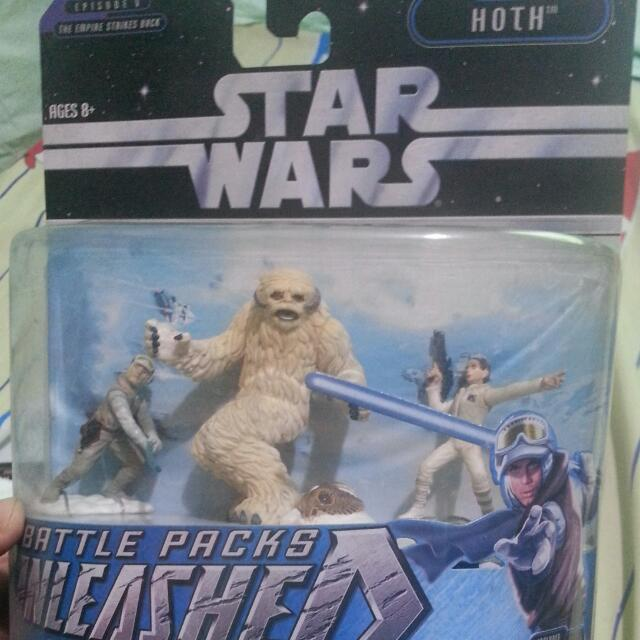 Star Wars Battle Packs Unleashed (Wampa Assault)