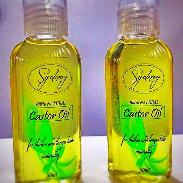 Sydney's 100% Pure Castor Oil
